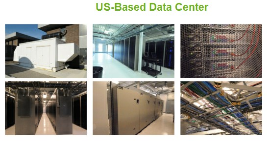 A2 Hosting Datacenter