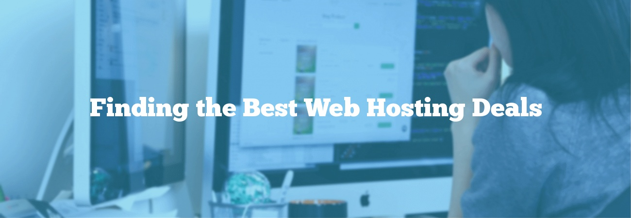 Finding the Best Web Hosting Deals